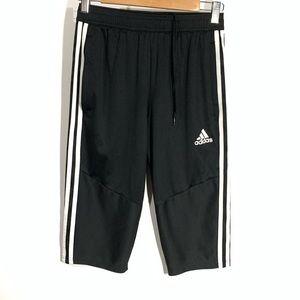 Adidas athletic Climacool long shorts